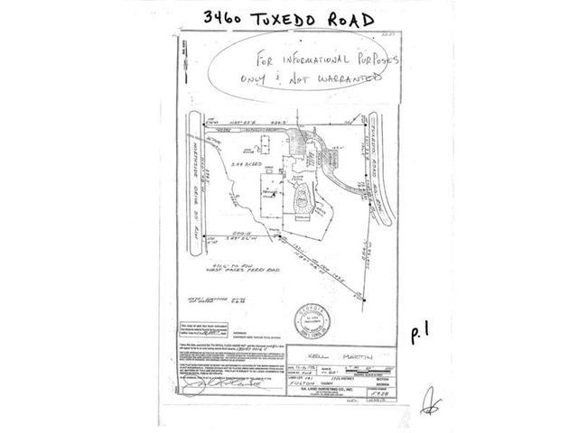 3460 Tuxedo Rd NW, Atlanta, GA 30305