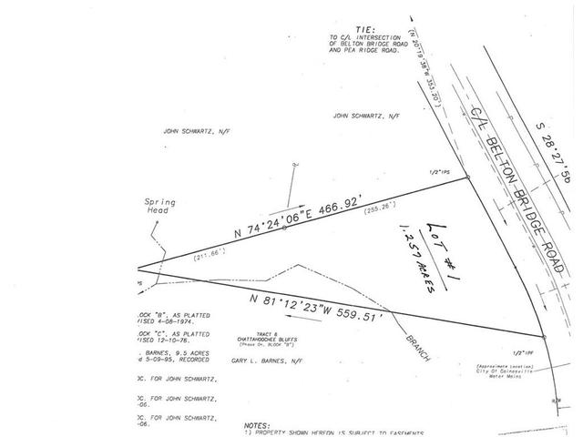 7465 Belton Bridge Rd, Lula, GA 30554