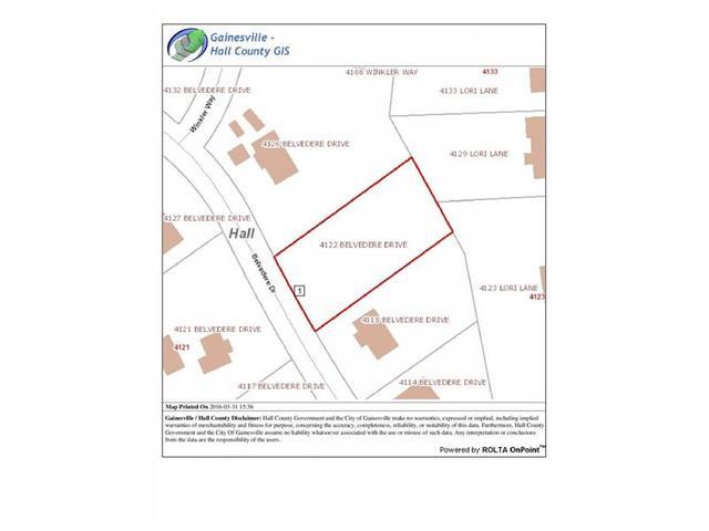 4122 Belvedere Dr, Gainesville, GA 30506