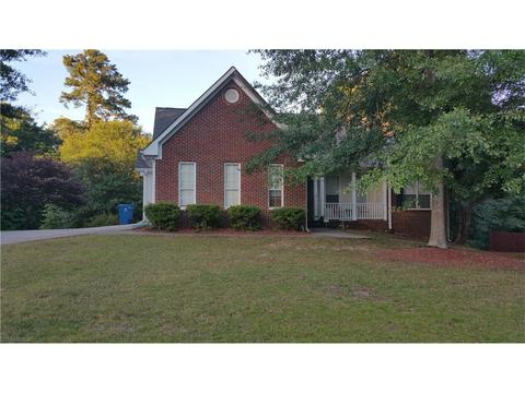 3494 Heathervale Way SW, Conyers, GA 30094
