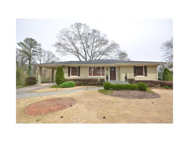 348 Hilderbrand Dr, Atlanta, GA 30328