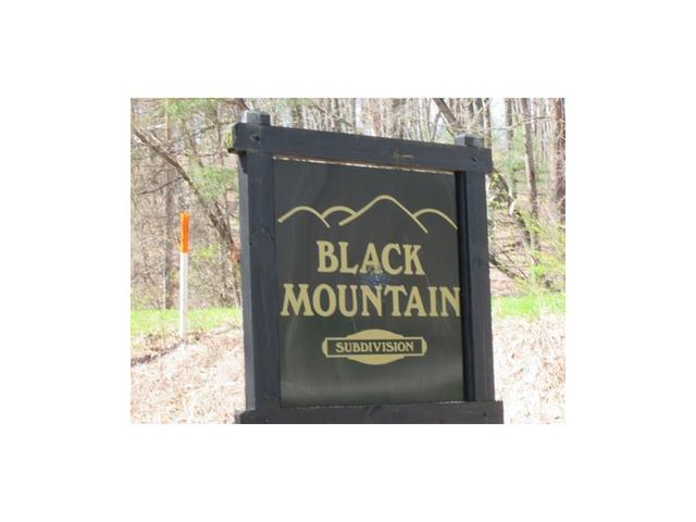 Lot 1 Black Mountain Road, Dahlonega, GA 30533