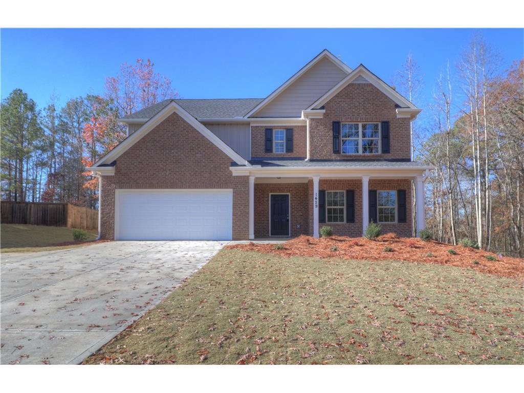 1429 Rock View Lane, Loganville, GA 30052