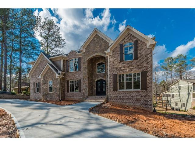 3731 High Green Dr NE, Marietta, GA 30068