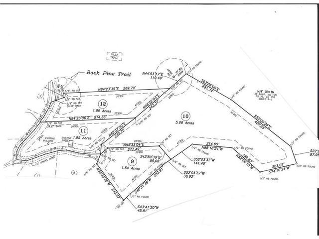 Lot 11 Back Pine Way, Ellijay, GA 30536