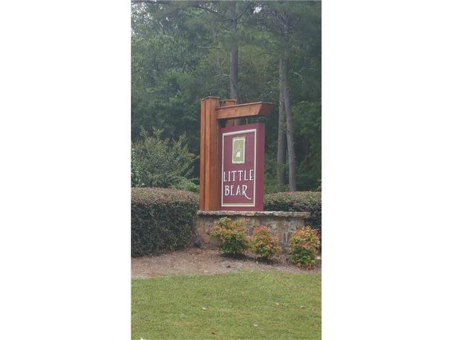 Lot 86 Little Bear Trail, Canton, GA 30114