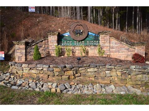 Lot 27 Black Bear Ridge Road, Ellijay, GA 30536