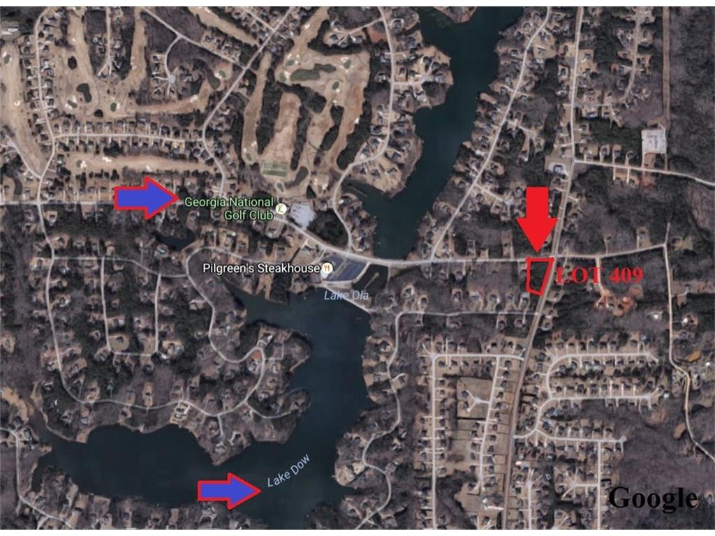 0 Lake Dow Estates, Mcdonough, GA 30252
