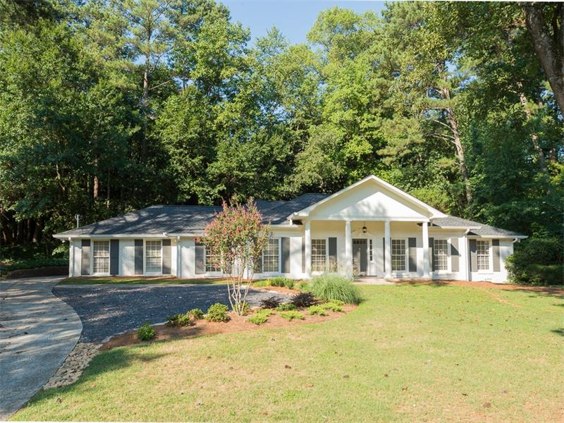 250 Forrest Lake Drive, Atlanta, GA 30327