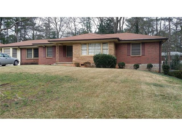 2546 Wood Valley Dr, East Point, GA 30344
