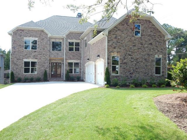 1054 Robinson Estates Ct, Marietta, GA 30068