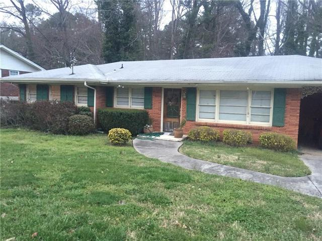 3537 Ingledale Dr SW, Atlanta, GA 30331