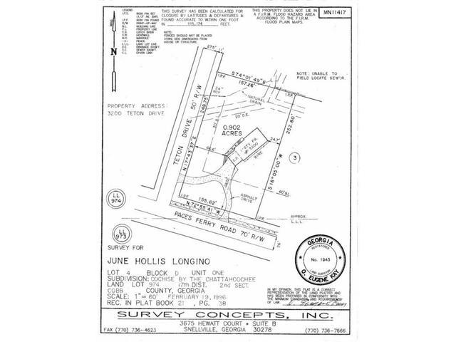 3200 Teton Dr SE, Atlanta, GA 30339