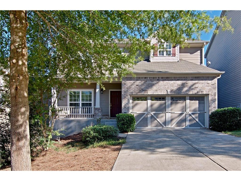 466 Crestmont Lane, Canton, GA 30114