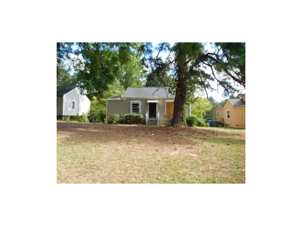 2654 Baker Ridge Drive NW, Atlanta, GA 30318