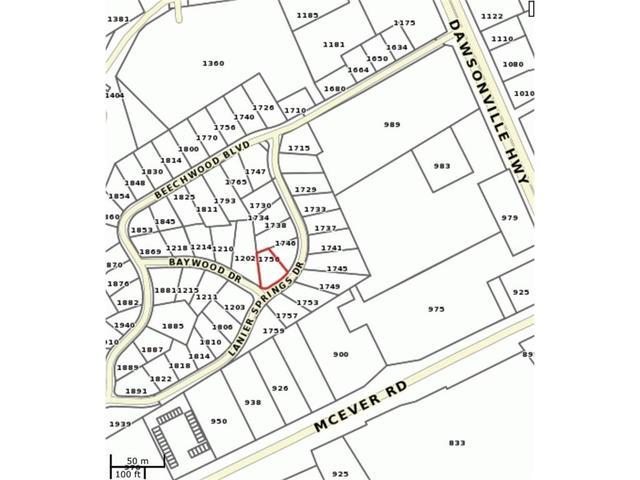 1756 Lanier Springs Dr, Gainesville, GA 30504