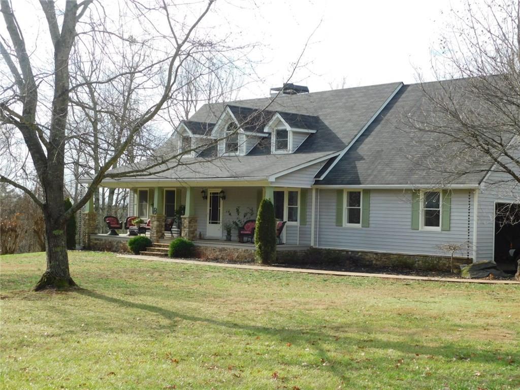 1617 Nimblewill Church Road, Dahlonega, GA 30533