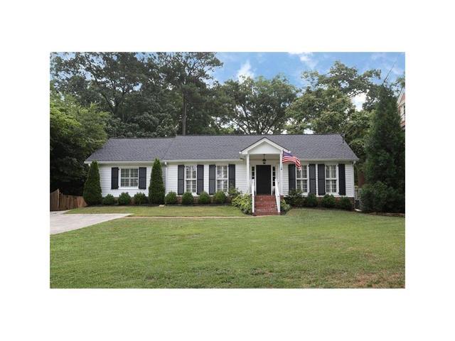 4691 E Conway Dr NW, Atlanta, GA 30327