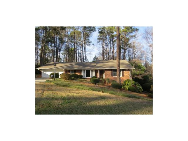 2846 Greenbrook Way NE, Atlanta, GA 30345
