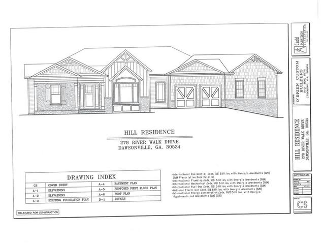 278 River Walk Dr, Dawsonville, GA 30534