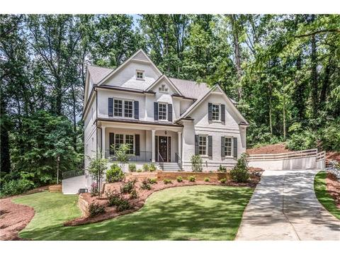 1396 Carolyn Dr NE, Atlanta, GA 30329