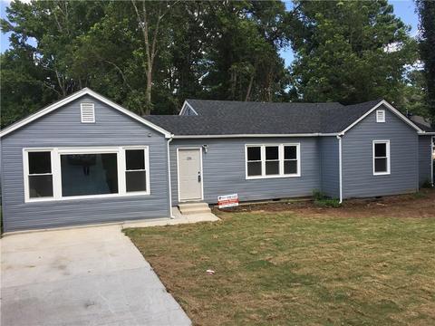 1258 Peachcrest Rd, Decatur, GA 30032
