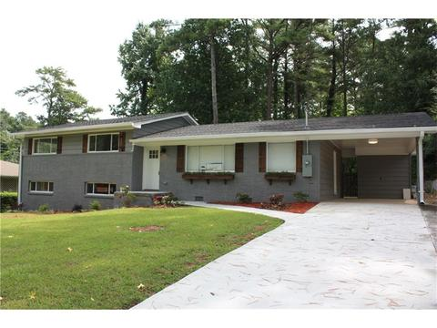 2276 Country Club Ln SW, Atlanta, GA 30311