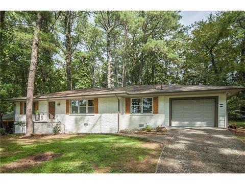 2808 Hidden Forest Ct SE, Atlanta, GA 30316