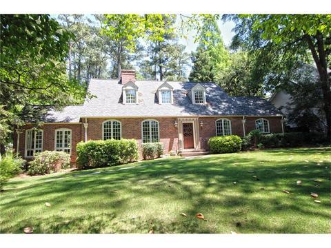 3916 E Brookhaven Dr NE, Atlanta, GA 30319