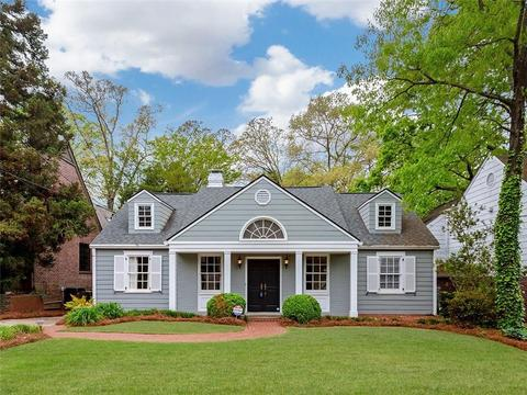 Garden Hills Atlanta real estate & homes with a Pool for Sale - Movoto