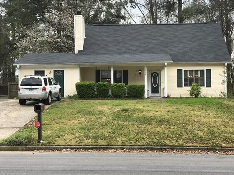 Wondrous 30008 Real Estate 89 Homes For Sale In 30008 Ga Movoto Home Interior And Landscaping Elinuenasavecom