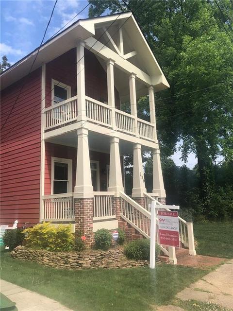 Prime Old Fourth Ward Atlanta Real Estate 208 Homes For Sale In Download Free Architecture Designs Grimeyleaguecom