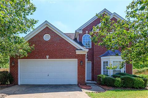 Miraculous 2785 Chelwick Ct Sw Marietta Ga 30008 Home Interior And Landscaping Elinuenasavecom