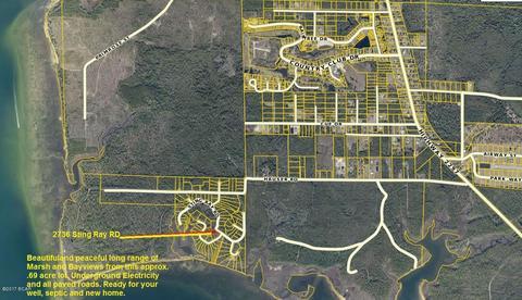 2736 Sting Ray Rd, Panama City, FL 32404