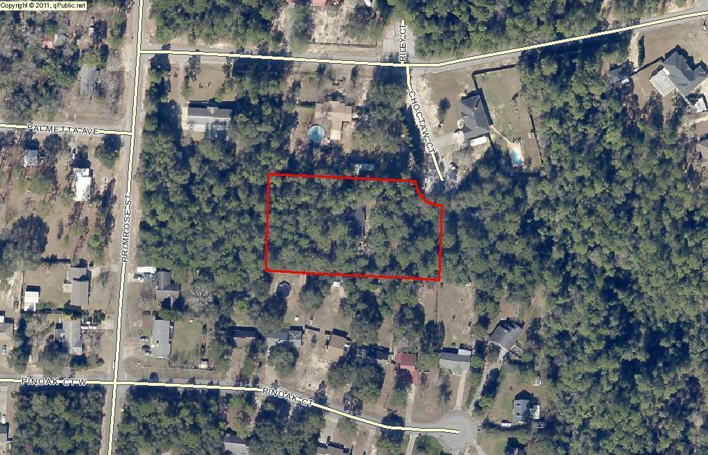 4706 Choctaw Court, Crestview, FL 32539