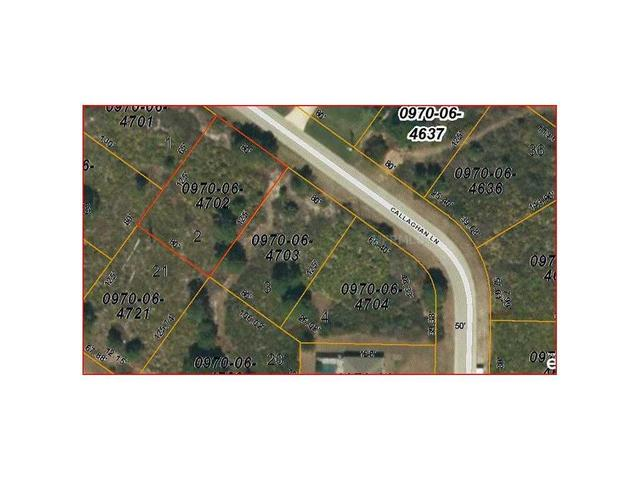 Callaghan Ln, North Port, FL 34291