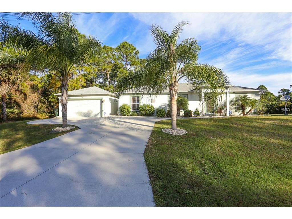 1574 Narrington Ave, North Port, FL