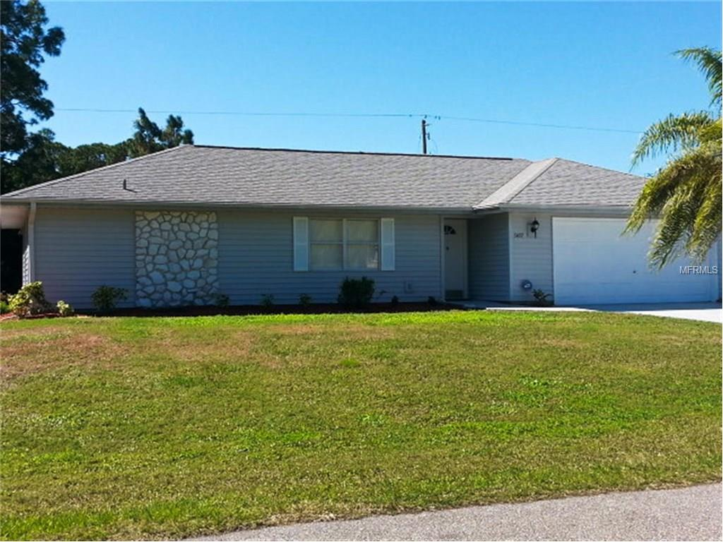 5497 Montego Ln, Port Charlotte, FL