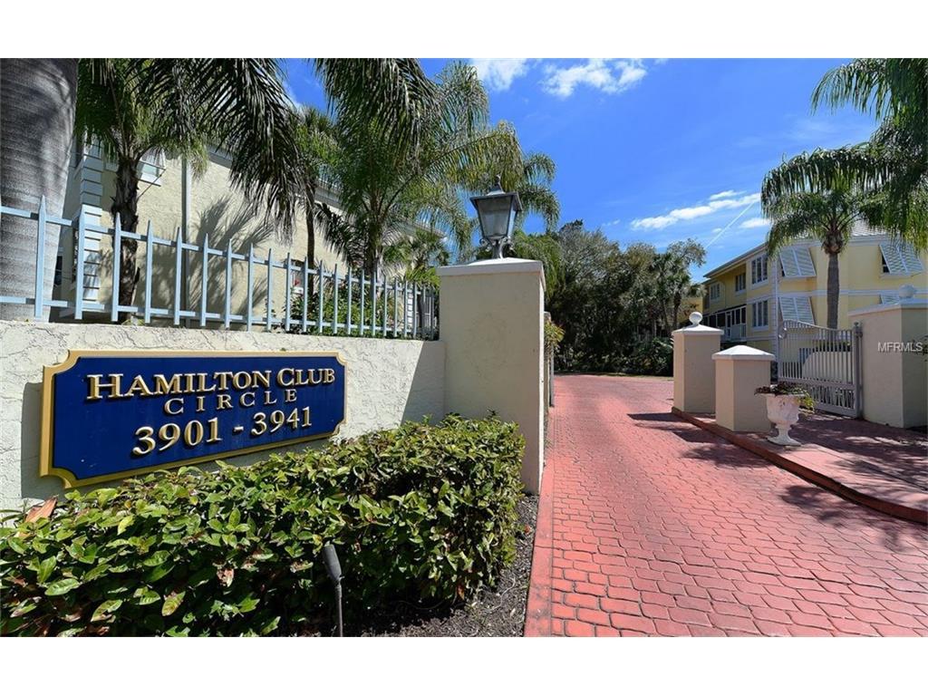 3912 Hamilton Club Circle, Sarasota, FL 34242