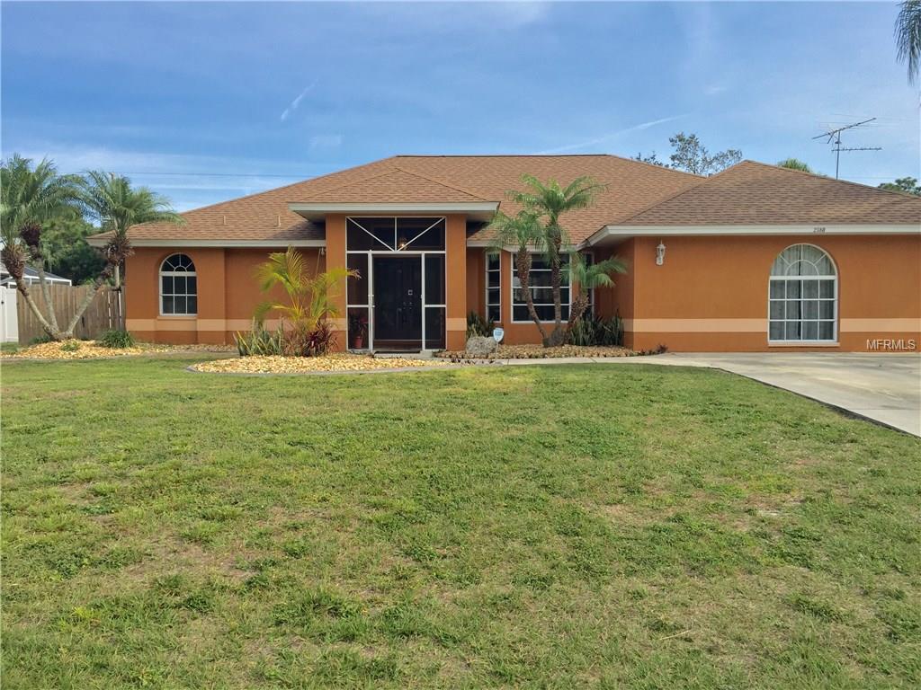 2580 Colonade Ln, North Port, FL