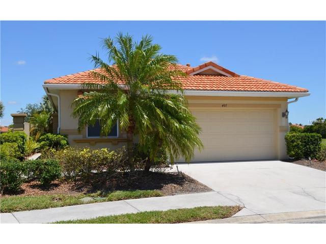 497 Montelluna Dr, North Venice, FL 34275