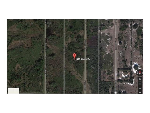 1420 S Snead Rd, Avon Park, FL 33825