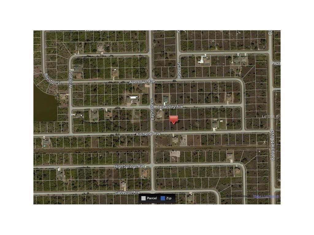 13388 Kitchener Avenue, Port Charlotte, FL 33981