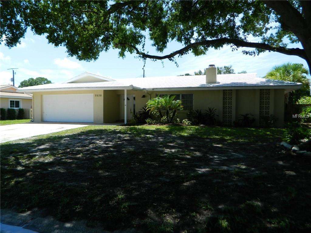 3520 Brookline Drive, Sarasota, FL 34239