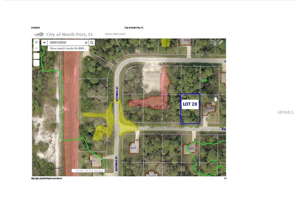 Eggelstom Avenue, North Port, FL 34291