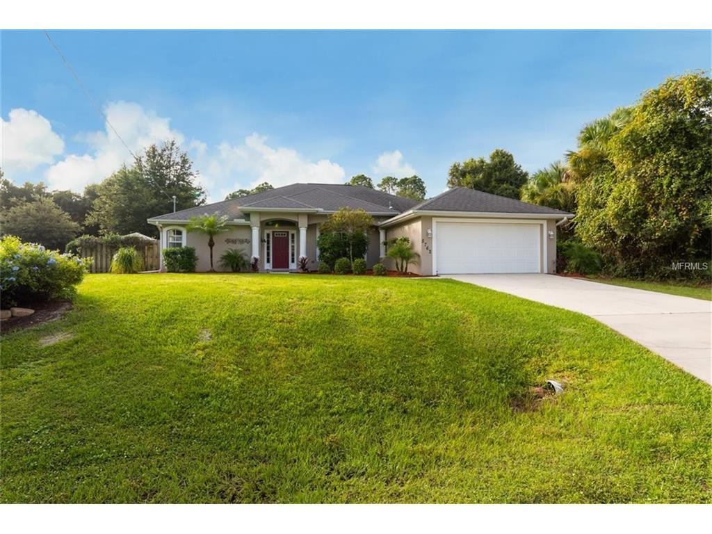5762 Gottfried Lane, North Port, FL 34291