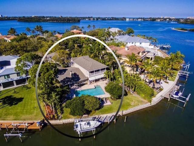 1145 N Lake Shore Dr, Sarasota, FL 34231