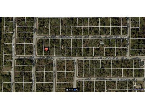 18308 Jefferson Ave, Port Charlotte, FL 33954