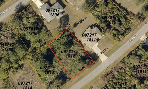 Map Of North Port Florida.Skagway Terrace North Port Fl For Sale Mls A4424592 Movoto