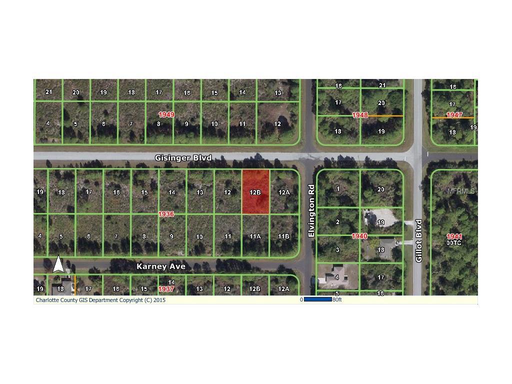 12221 Gisinger Boulevard, Port Charlotte, FL 33981